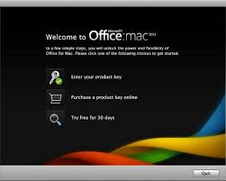 Free Download Microsoft fice for Mac 2011