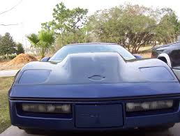 100 Cowl Induction Hood Chevy Truck C4 Corvette With A Cowl Induction Hood Wicked Cool