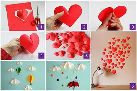 Wall Decoration Ideas With Crepe Paper How To Make Hanging Decorations For Your Room Birthday Out
