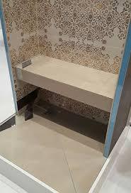 sitzbank in der dusche kristhal dusche