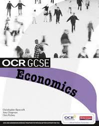 OCR GCSE Economics By Christopher Bancroft Paperback