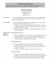 Legal Assistant Resume Sample Canada 7 Administrative Templates Free Objective