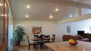 dining room recessed lighting ideas