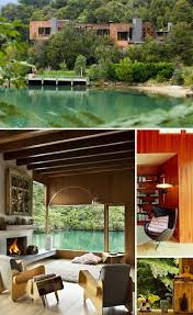 100 Water Fall House Fall Bay By Bossley Architects Fall House
