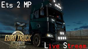 Euro Truck Simulator 2 | Multiplayer Stream | Europe 3 | Euro Truck ...