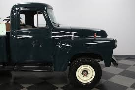 100 1957 International Truck Harvester 4x4 Pickup Streetside Classics The