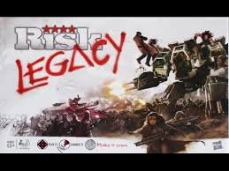Board Game Review 1 Risk Legacy
