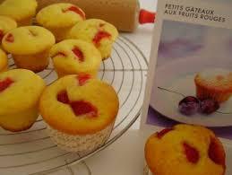 petits gâteaux aux fraises la cuisine de rosine