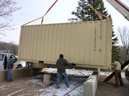 100 Foundation For Shipping Container Home How To Build Tin Can Cabin