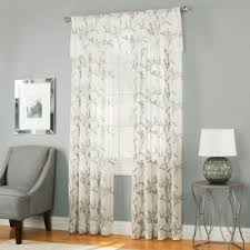 Bed Bath And Beyond Gray Sheer Curtains by Buy 95