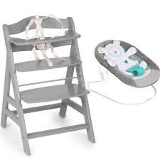 Hauck Alpha+ Wooden Highchair & Bouncer (Grey/Hearts White ... Hauck High Chair Beta How To Use The Tripp Trapp From Stokke Alpha Bouncer 2 In 1 Grey Wooden Highchair Wooden High Chair Stretch Beige 4007923661987 By Hauck Sitn Relax Product Animation 3d Video Pooh Seat Cushion For Best 20 Technobuffalo Plus Calamo Grow With You Safety 1st Timba Wood