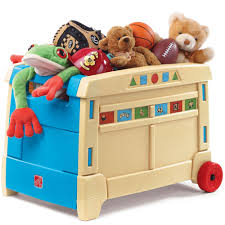 Wooden Toy Chest Instructions by Lift U0026 Roll Toy Box Kids Toy Box Step2