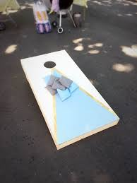 A Quick Easy Cheap Diy Cornhole Set Woodworking Projects