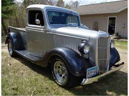 1936 Ford Pickup For Sale | ClassicCars.com | CC-984767 1935 Ford Pickup Custom For Sale1 Of A Kind Built Classic Cars Muscle Car Performance Sports Trucks Heartland Vintage Pickups Why Nows The Time To Invest In Truck Bloomberg 4wheel Sclassic And Suv Sales 1941 For Sale Classiccarscom Cc1017558 1977 Ford Crew Cab 4x4 Old Sale Show Truck Youtube 1937 Cc6910 Week 1939 34ton Old Weekly Motor Company Timeline Fordcom 195356 F100 Knob Alinum Polished Threaded Heater Antique Stock Photos