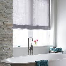 raffrollo bad passende raffgardine für badezimmer jaloucity