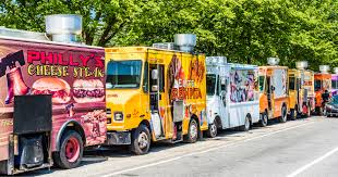 100 Philly Food Trucks Are Food Trucks And Food Halls Still Emerging