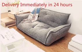 modern design floor sofa bed 5 position adjustable lazy sofa japanese style furniture living room reclining folding sofa