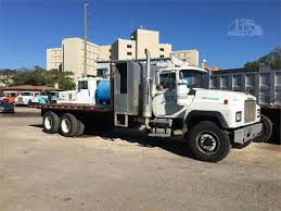 100 Truck Paper Florida 2001 MACK RD600 For Sale In Miami Com