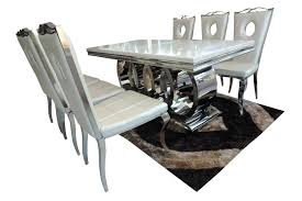 Marble Dining Table Set Ebay Canada