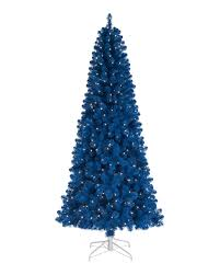 Silver Tip Christmas Tree Artificial by Blue Artificial Christmas Tree Treetopia