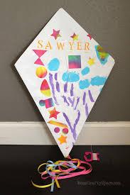 Kids Craft DIY Paper Kite
