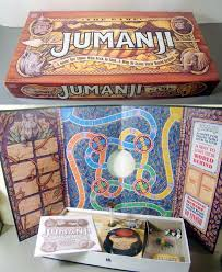 Would You Play A Game Of Jumanji