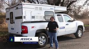 100 Living In A Truck Camper Shell Four Wheel Popup Walkthrough Hawk Exterior On Vimeo