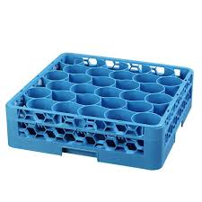 100 Glass Racks For Trucks Carlisle 1975 In X 1975 In Polypropylene 30 Compartment 1