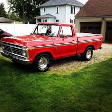 Matthew Wallar & His '74 Ford | Built Ford Tough Trucks | Pinterest ... 1974 Ford F250 Original Barnfind Flawless Body Paint Flashback F10039s New Arrivals Of Whole Trucksparts Trucks Or Courier Fordtruckscom 2 F100 Ranger 50 V8 302 Youtube 4x4 Rebuilt 360 Automatic 4wd 76 F 250 Tuff Truck 4 Fordtruck 74ft1054c Desert Valley Auto Parts F150 Farm 428 Cobra Jet Frame Up Restore Homebuilt Father Son Build Truckin Is Absolutely Picture Perfect Fordtrucks For Sale Classiccarscom Cc11408