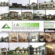 100 Home Architecture Design JA Cabaog Architectural Services Facebook