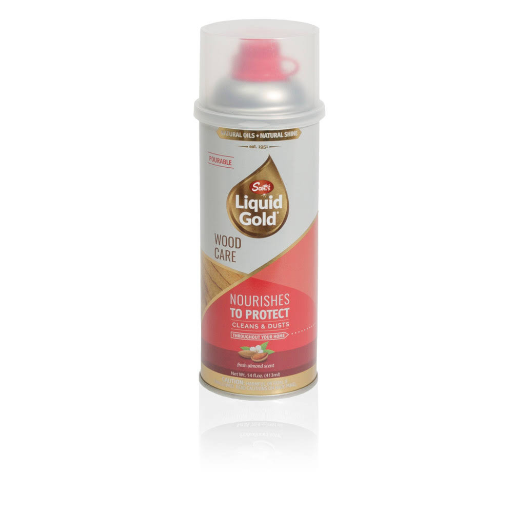 Scotts Liquid Gold Pourable Wood Cleaner and Preservative - 10oz
