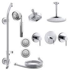 Kohler Stillness Bathroom Faucet by Faucet Com K Stillness Ms28hr 4 Cp In Polished Chrome By Kohler