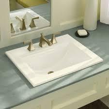 Drop In Bathroom Sink With Granite Countertop by Bathroom Kohler Bathroom Sinks For Your Bathroom Decor Ideas
