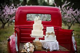 Rustic Wedding Cake Ideas Via TheELD