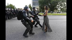 Pumpkin Patch Baton Rouge 2017 by Powerful Image Of Woman In Dress At Baton Rouge Protest Goes