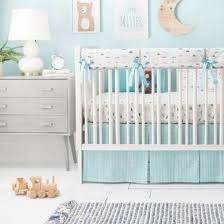Aqua And Coral Crib Bedding by Crib Bedding Designer Baby Bedding Sets Luxury Baby Bedding