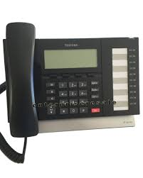 Toshiba (IP5022-SD) IP Phone 10 Button Speaker Display Refurbished ...