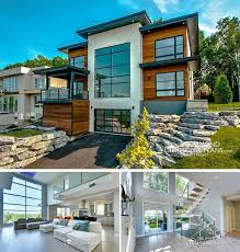 Pics Of Modern Homes Photo Gallery by 152 Best Modern House Plans Contemporary Home Designs Images On