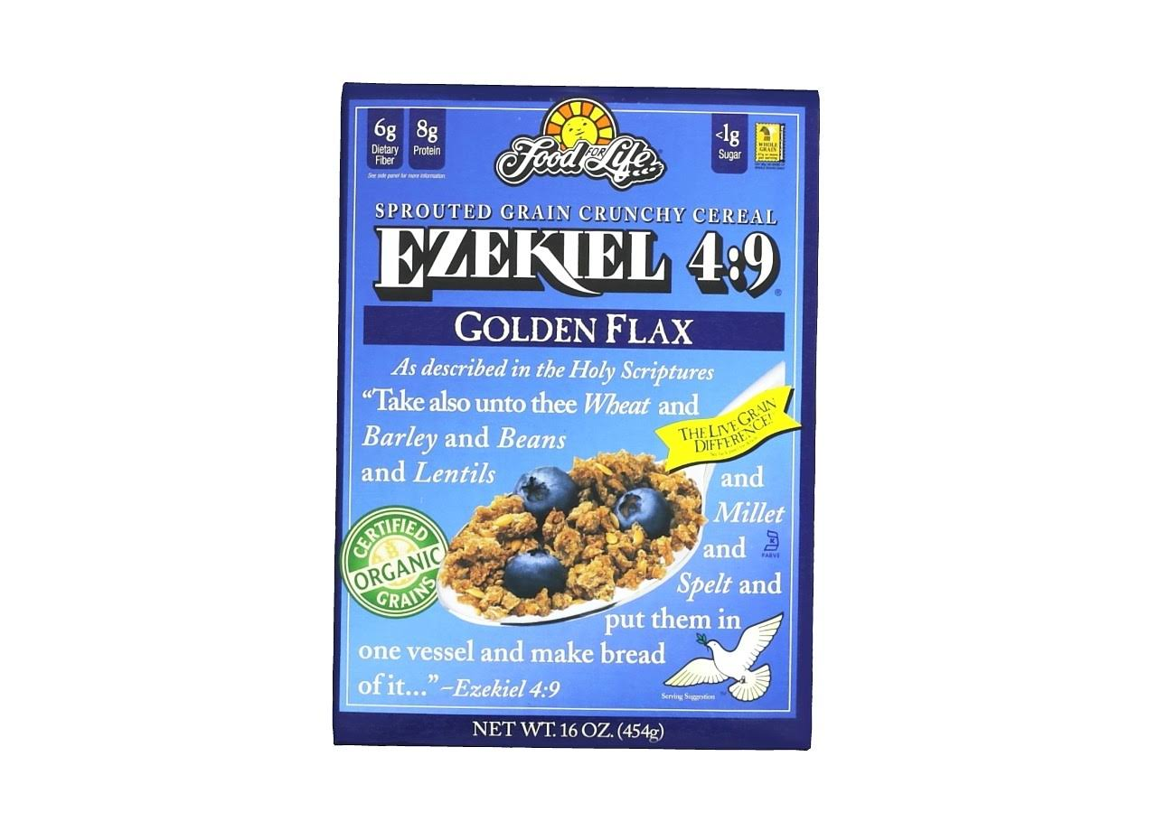 Food for Life Ezekiel 4:9 Organic Sprouted Grain Cereal
