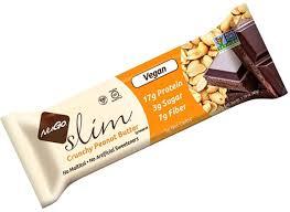 Nugo Slim Crunchy Peanut Butter