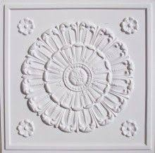 24x24 Pvc Ceiling Tiles by 104 Best Decorative White Ceiling Tiles Images On Pinterest