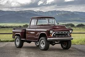 100 1957 Truck Chevy Napco Aint Your Typical Classic News Ledge