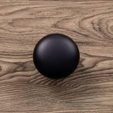 sonstige möbelknopf schwarz schubladen knöpfe schwarz matt