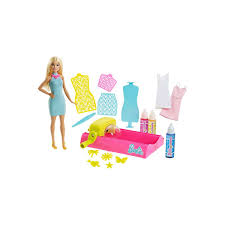 Barbie Doll Dress Craft