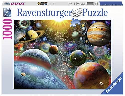 Ravensburger Planetary Vision 1000 Piece Jigsaw Puzzle
