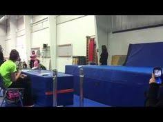 Usag Level 3 Floor Routine Tutorial by New Usag Level 3 Floor Routine Youtube Gymnastics Pinterest