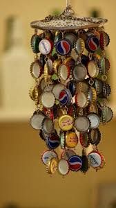 Image Of 16 Craft Ideas How To Use Bottle Cap