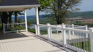 Decks.com. Glass Deck Railings Glass Stair Rail With Mount Railing Hdware Ot And In Edmton Alberta Railingbalustrade Updating Stairs Railings A Split Level Home Best 25 Stair Railing Ideas On Pinterest Stairs Hand Guard Rails Sf Peninsula The Worlds Catalog Of Ideas Staircase Photo Cavitetrail Philippines Accsories Top Notch Picture Interior Decoration Design Ideal Ltd Awnings Wilson Modern Staircase Decorating Contemporary Dark