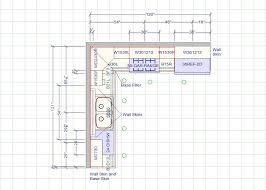Standard Kitchen Overhead Cabinet Depth by 10 X 12 Kitchen Layout 10 X 10 Standard Kitchen Dimensions