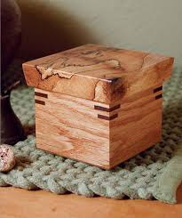 CLICK HERE For The Free Project Plans Thes Lift Lid Boxes